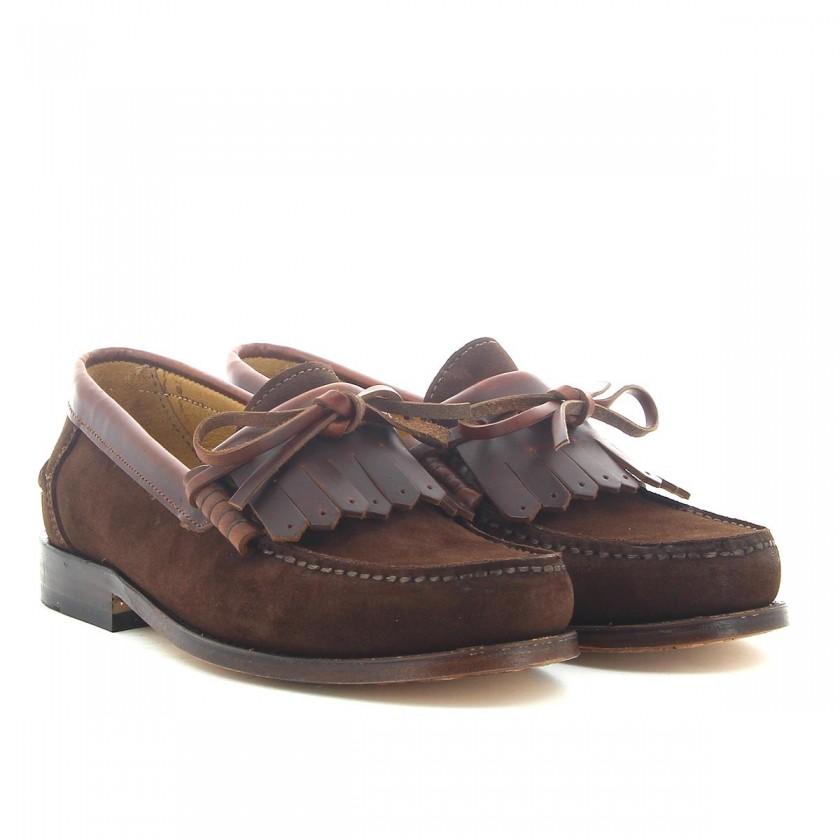 Sapatos Homem Castanhos