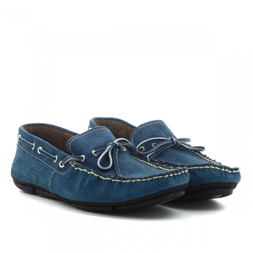 Sapato Homem Azul