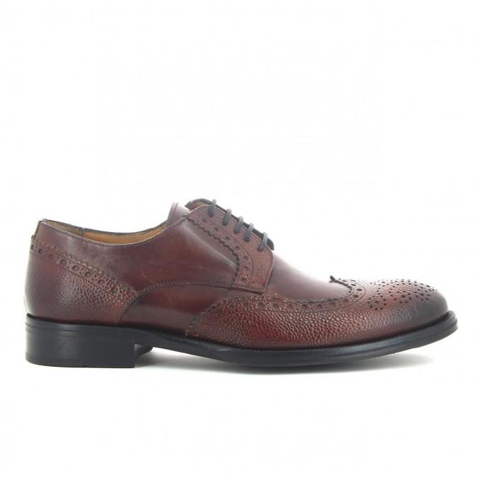 Sapato homem bordeaux