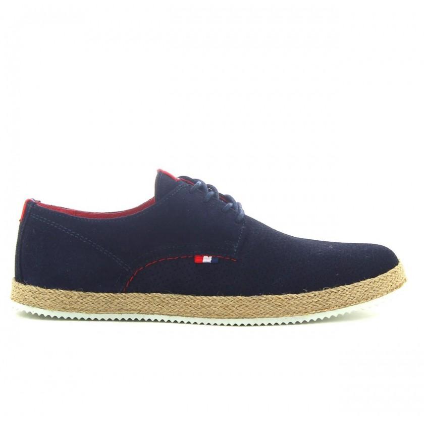 Sapatos Homem Azul Marinho