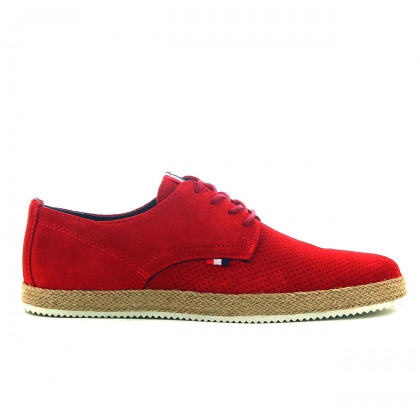 Sapatos Homem Vermelhos