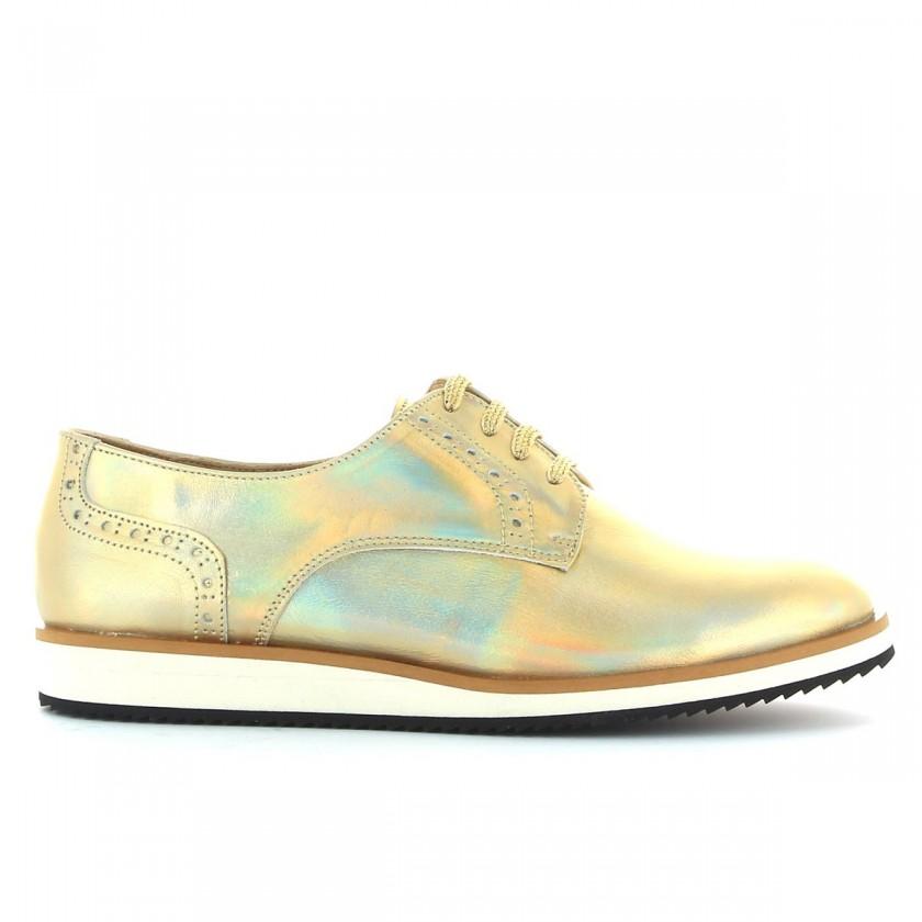 Sapatos Ouro Senhora