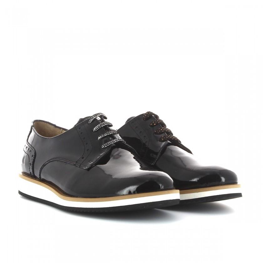 Sapatos Senhora Verniz Preto