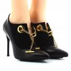 Sapatos Senhora Pretos