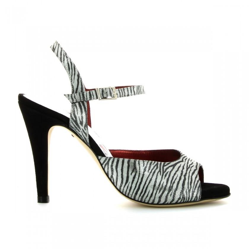 Women's Zebra Dance Sandals Bruber