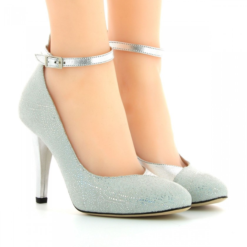 Bruber Silver Lady Dance Shoes