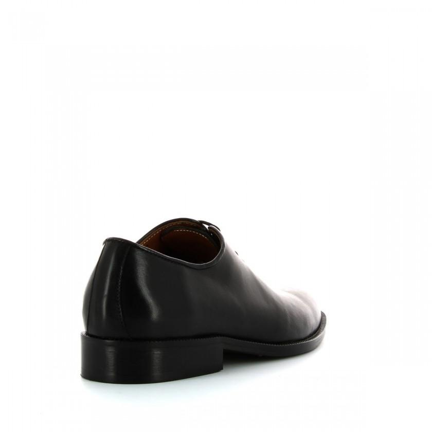 Sapatos Pretos Homem Bruber