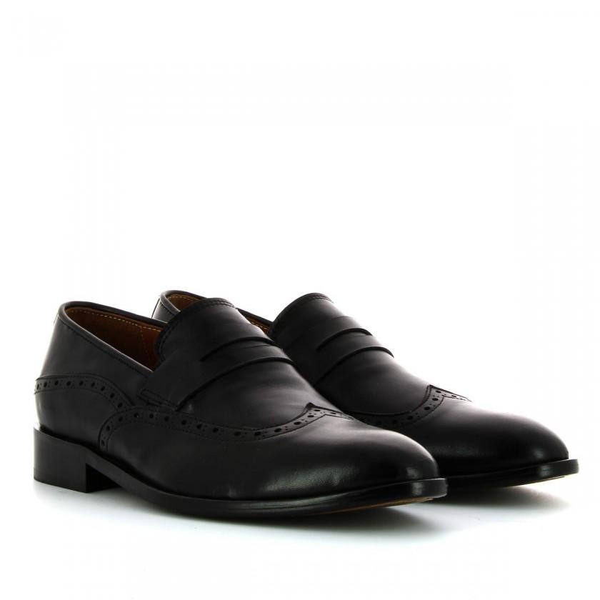 Sapatos Pretos de Pala...