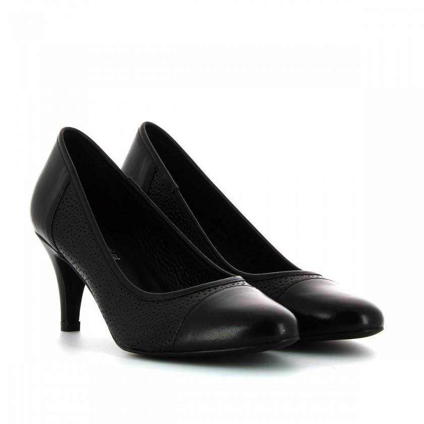Sapatos Senhora Pretos...