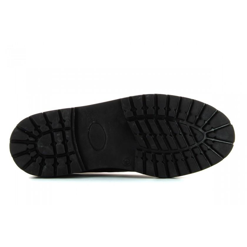 Sapatos Pretos de Senhora/Homem