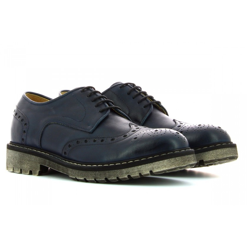 Sapatos Azuis para Homem