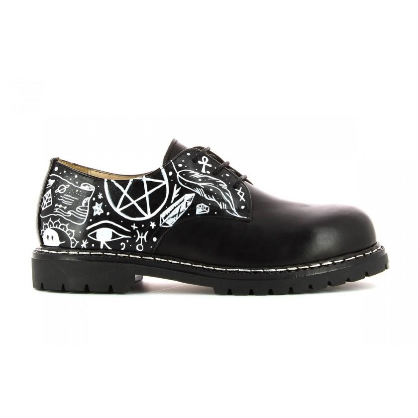 Sapatos Pretos Senhora...