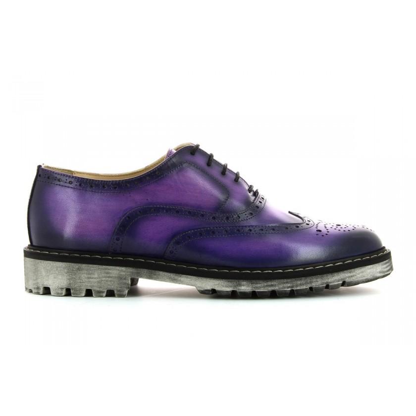 Sapatos Roxos Homem