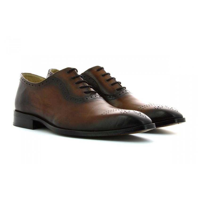 Sapato Homem pintado à mão