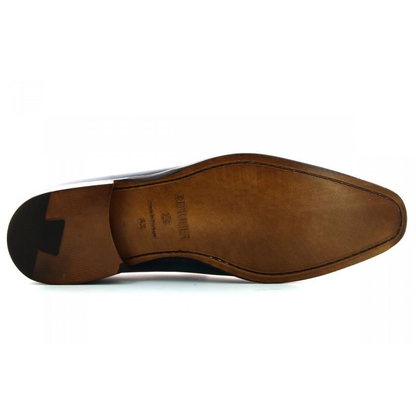Sapatos Azuis Homem Pintados à Mão