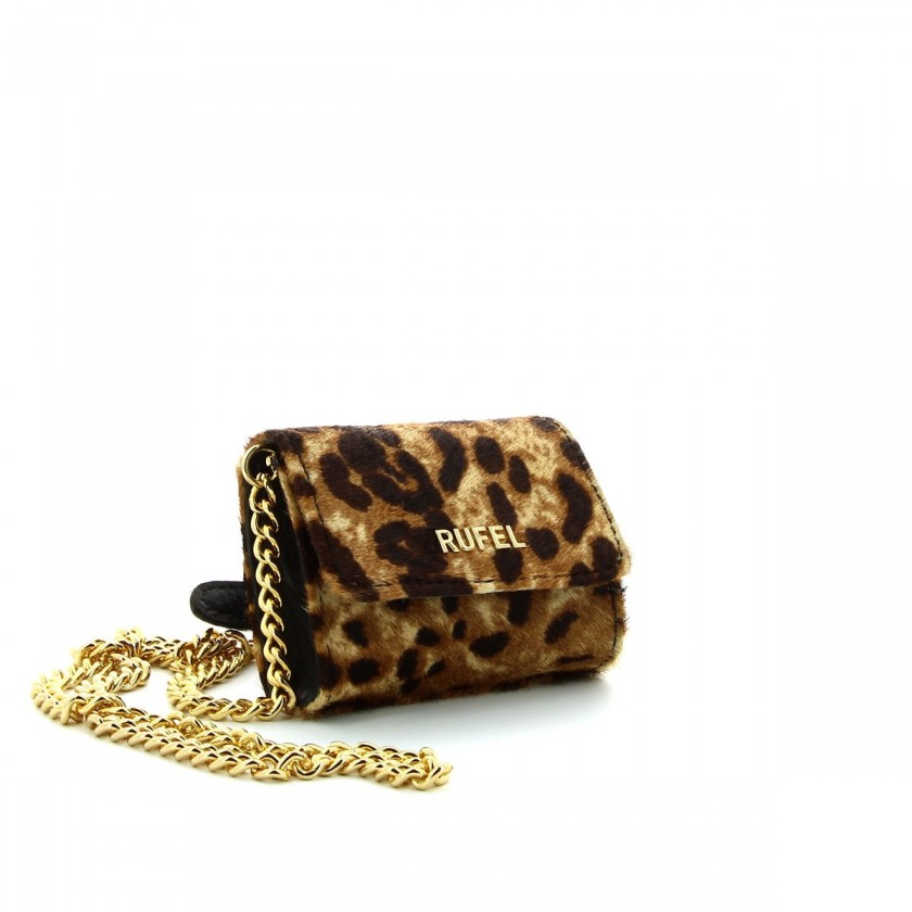 Bolsa de Pulso Leopardo Senhora