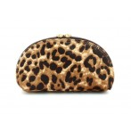 Comético Pêlo Leopardo L Senhora