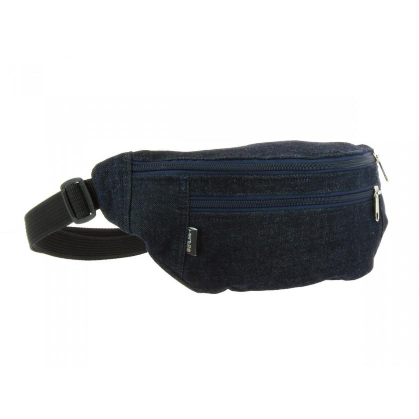 Bolsa de Cinta Ganga Azul