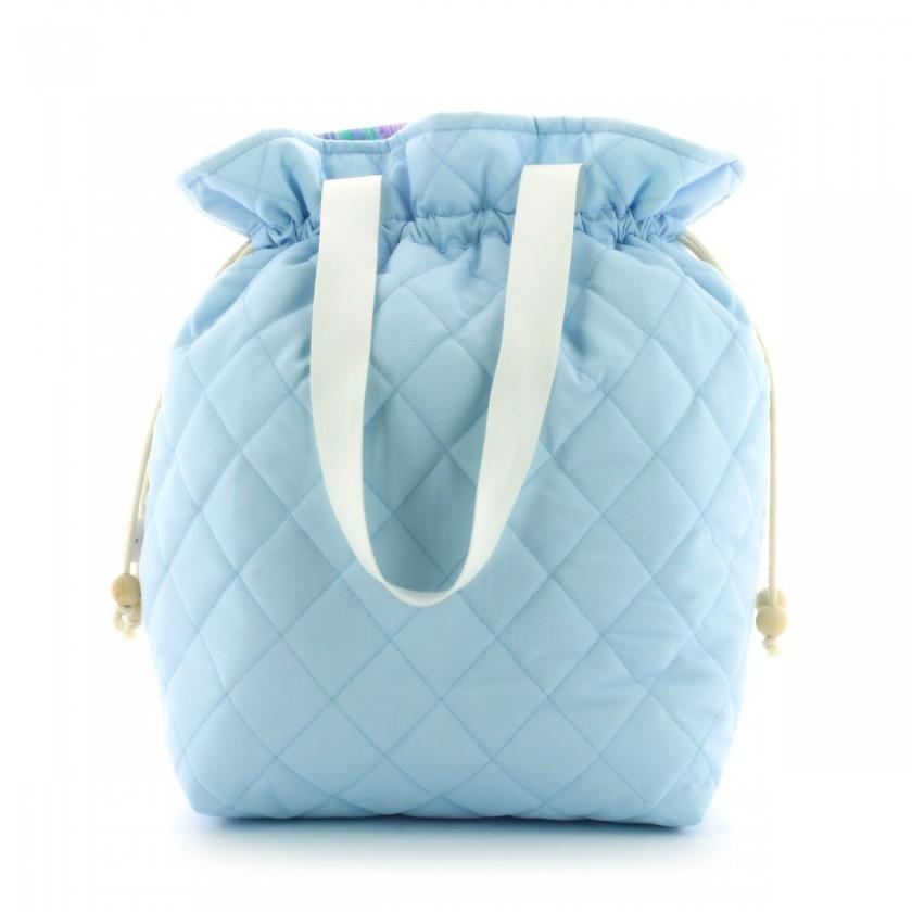 Bolsa de Ombro Azul Bebé