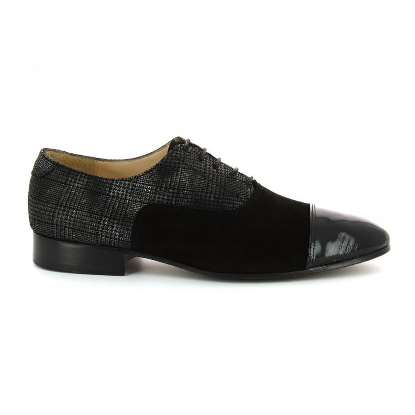 Sapatos Preto Homem
