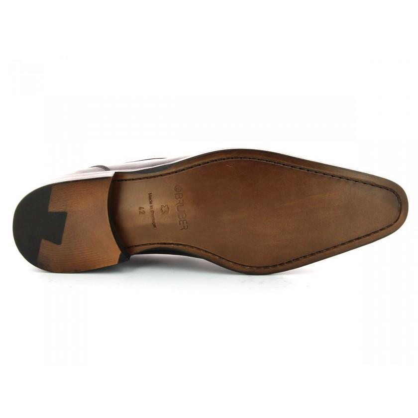 copy of 4020   Chaussures noires pour hommes