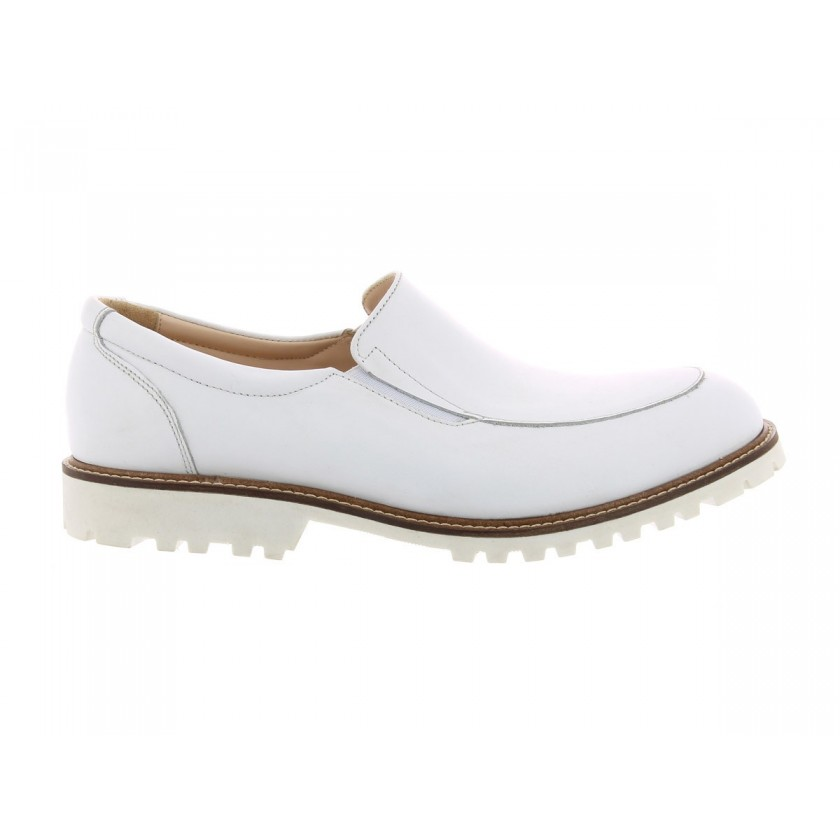 Sapatos Brancos Homem