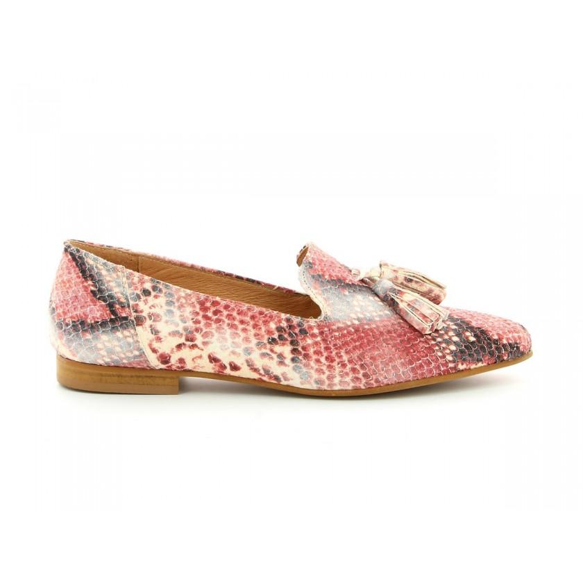 Sapatos Cobra Rosa Senhora