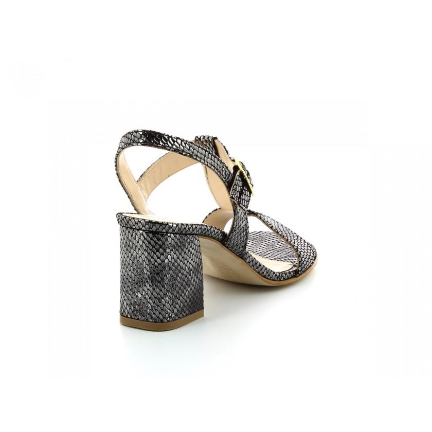 Sandálias Prata Senhora