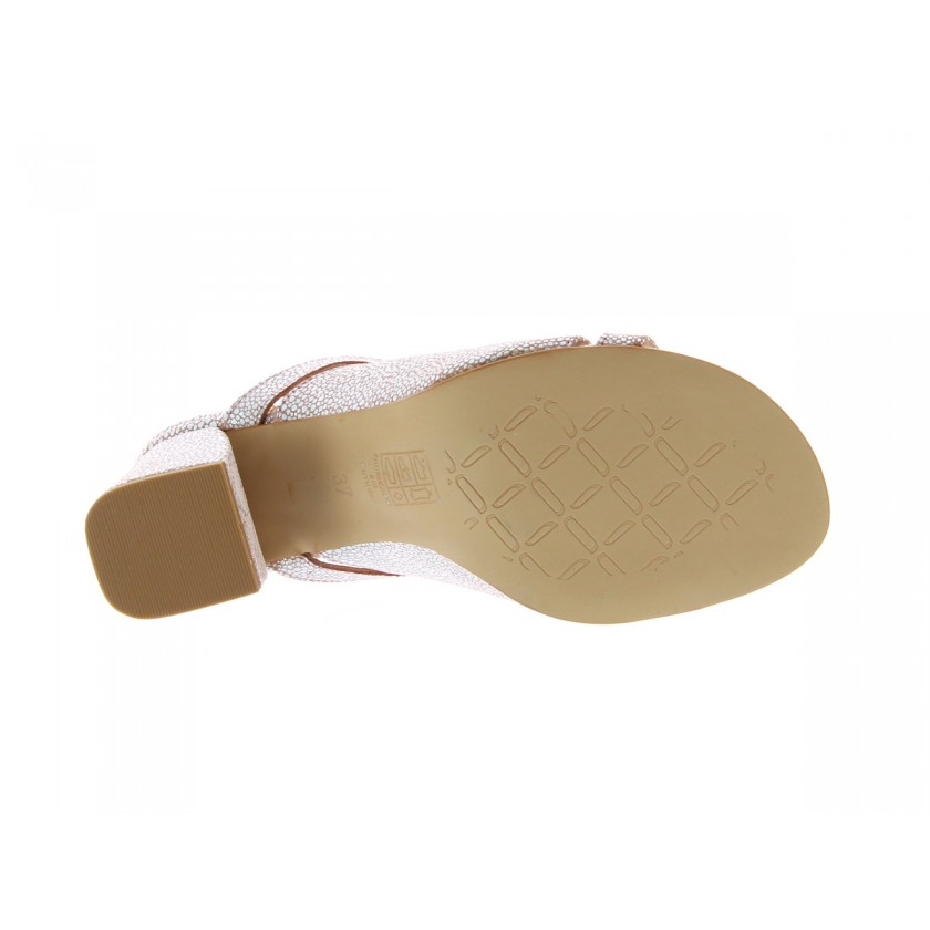 Sandálias Nude Senhora