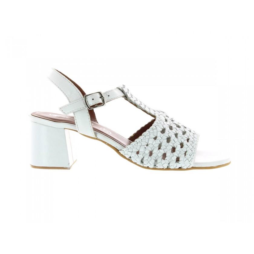 Sandálias Brancas Senhora
