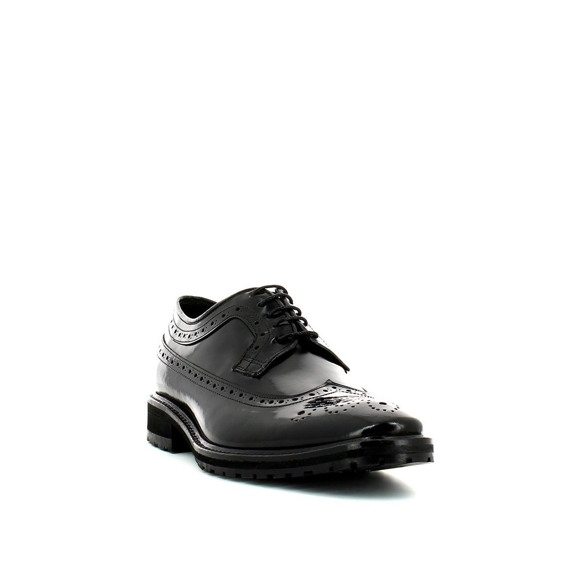 sapatos estilo derbies senhora