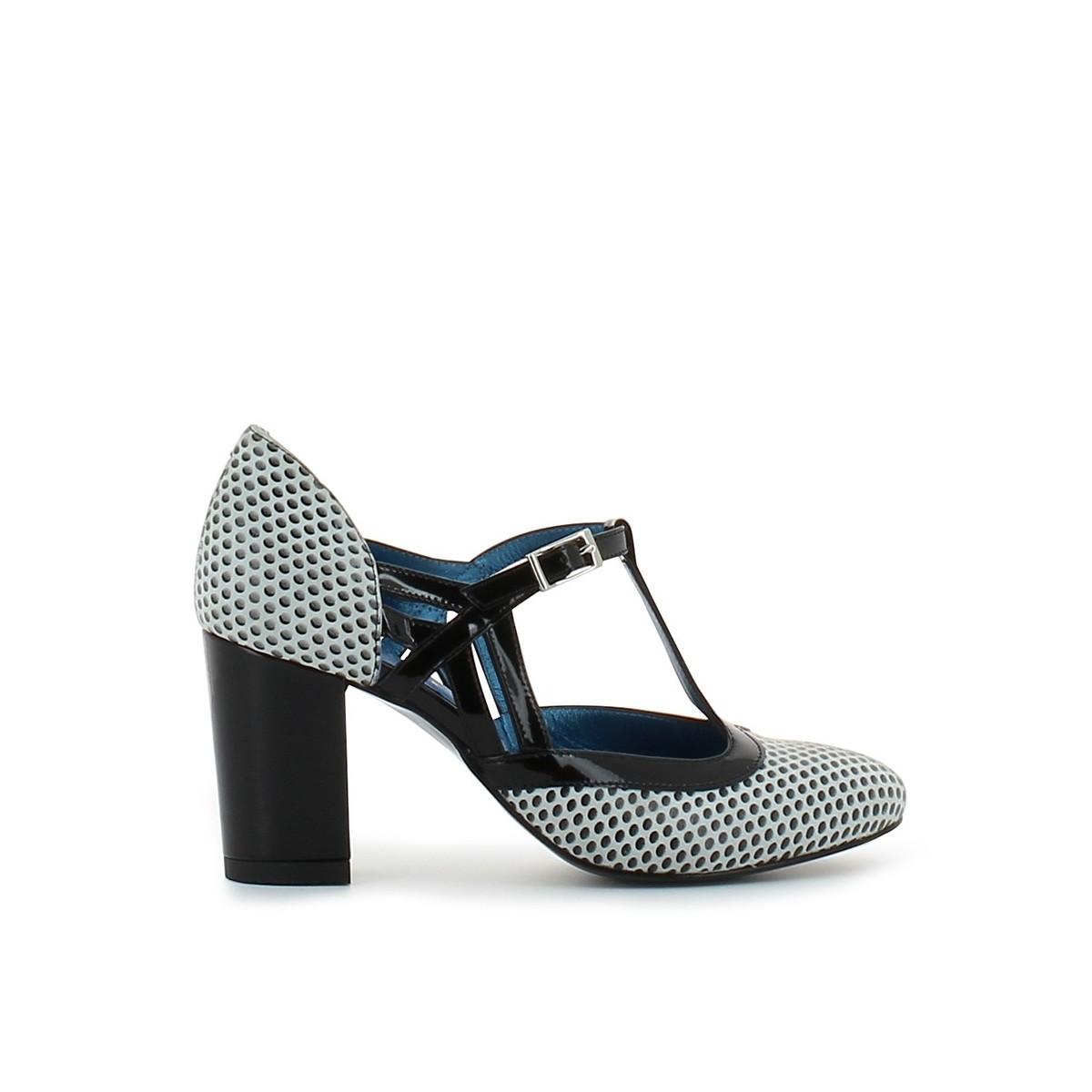 Sapatos meia pata lindos e famosos. | Ideal Click