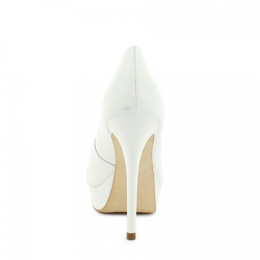 Sapatos Senhora Brancos