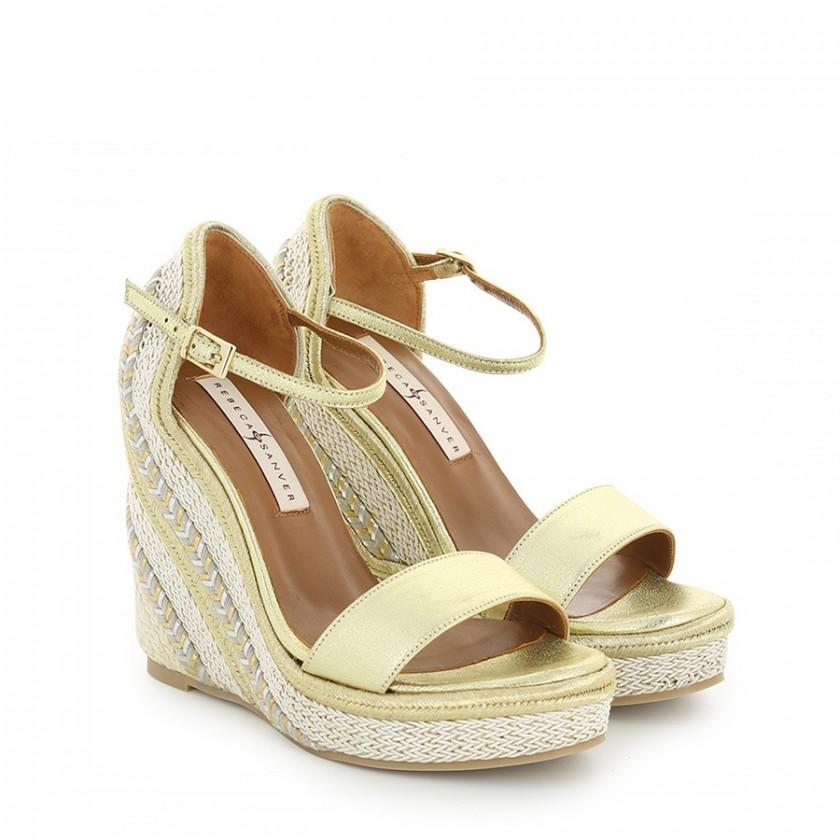 Sandálias Senhora Ouro