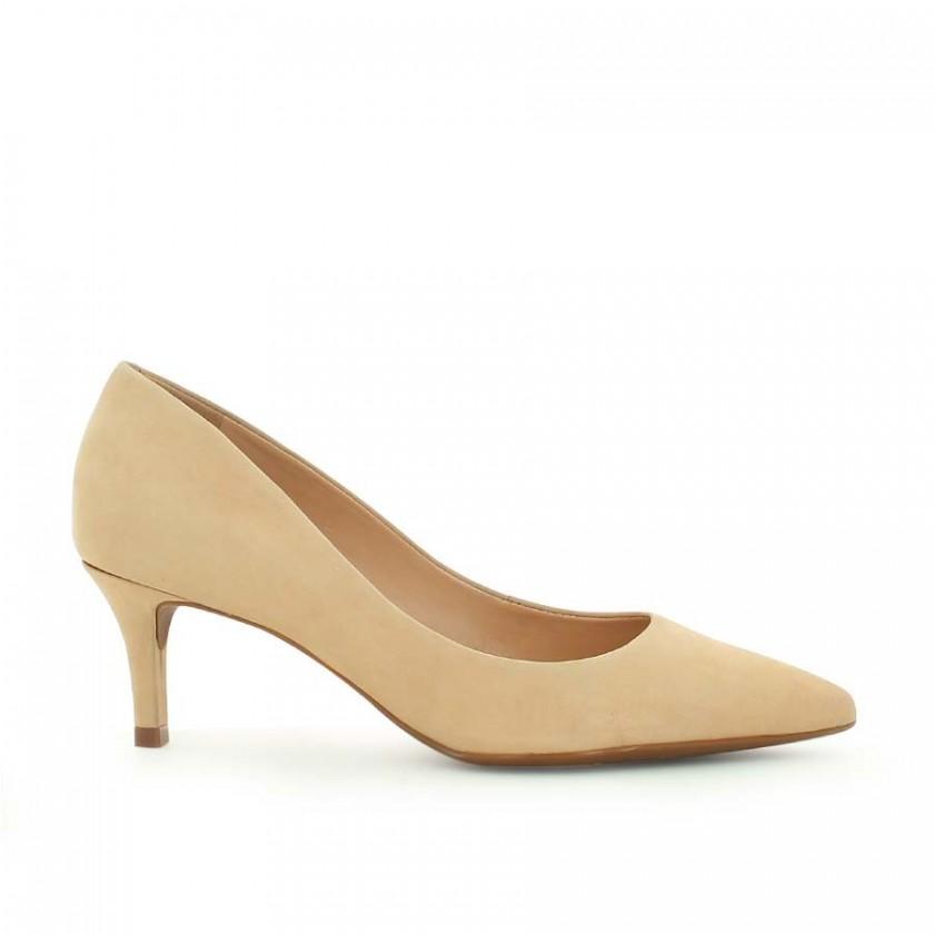 Sapatos Senhora Verniz Castanho Bruber | Bruno Bernardo