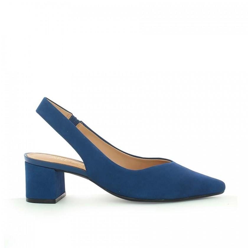 Sapatos Senhora Azuis