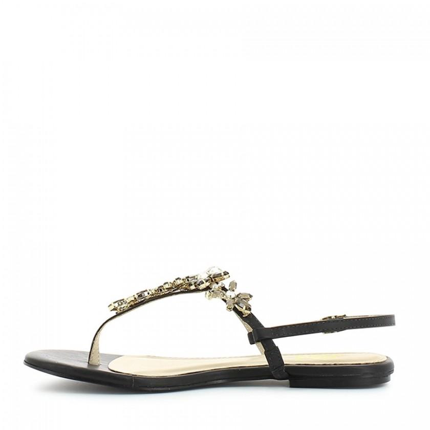 Sandálias Senhora Pretas