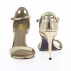 Sandálias Senhora Champagne