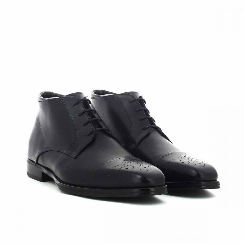 Classic Black Ankle Boots