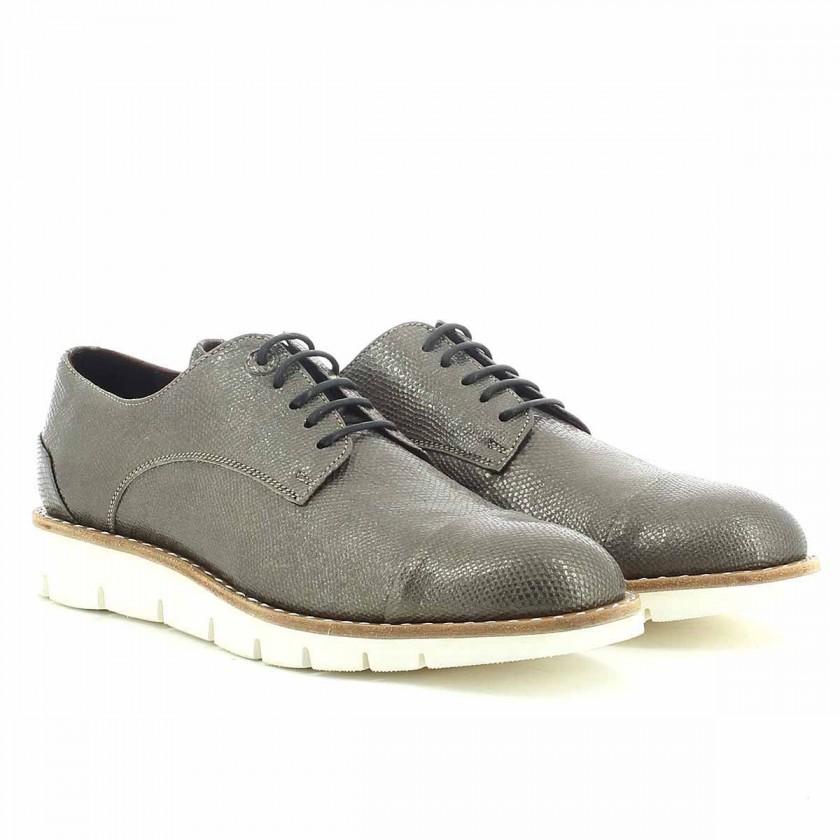 Sapato Senhora Prata