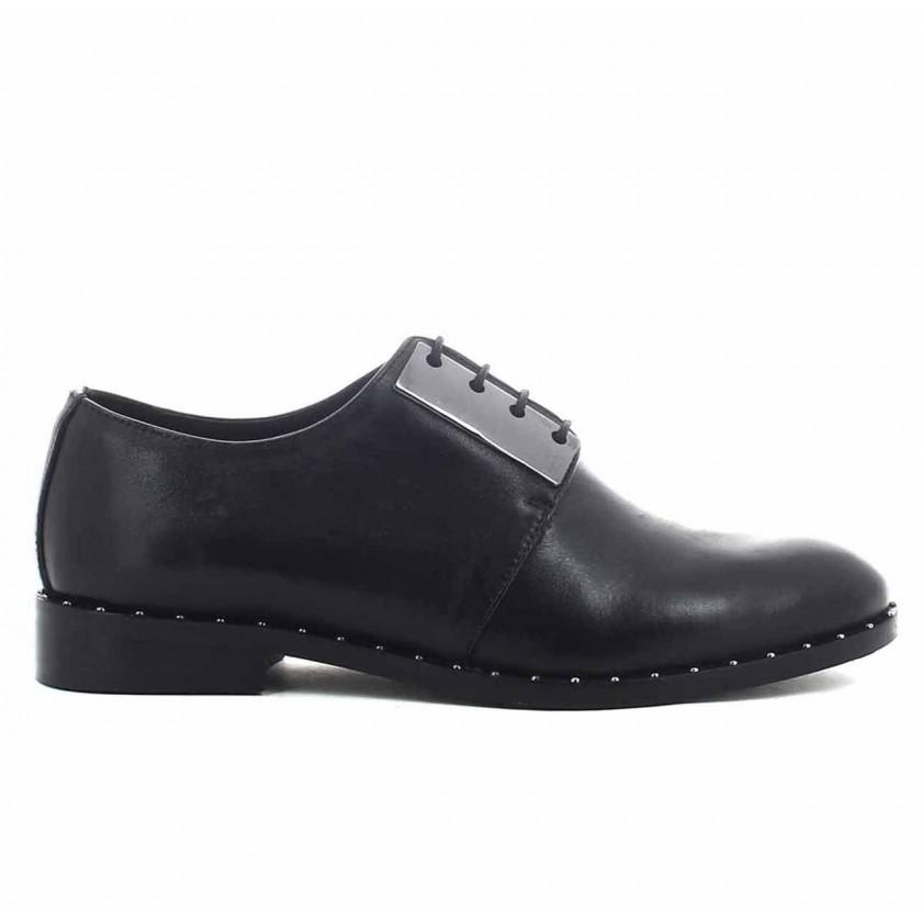 Sapatos Senhora Pretos com...