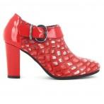 Botins Vermelhos Senhora