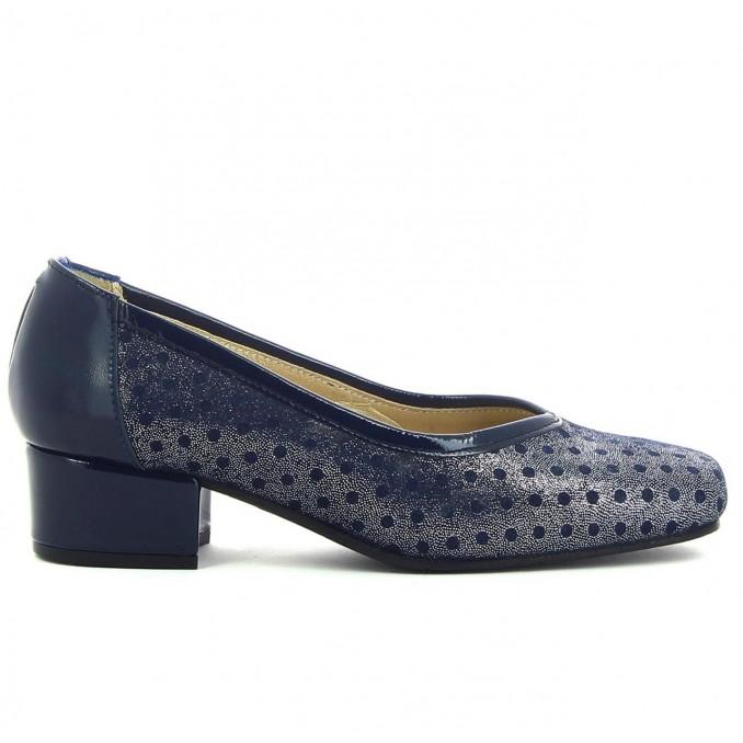 Sapatos Azuis Senhora
