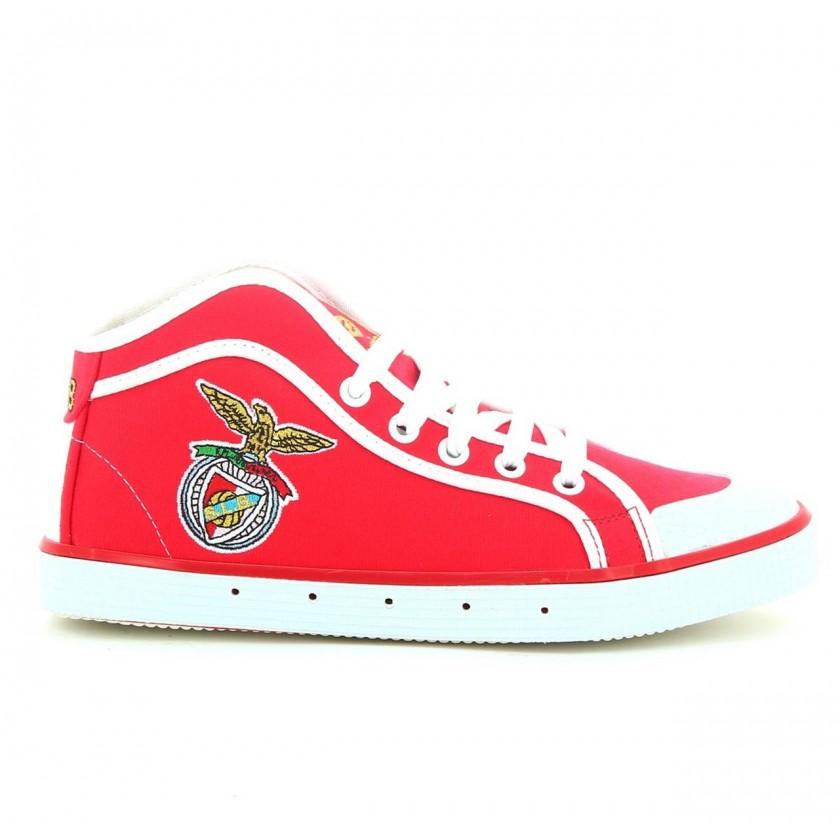 Bota Benfica Vermelha