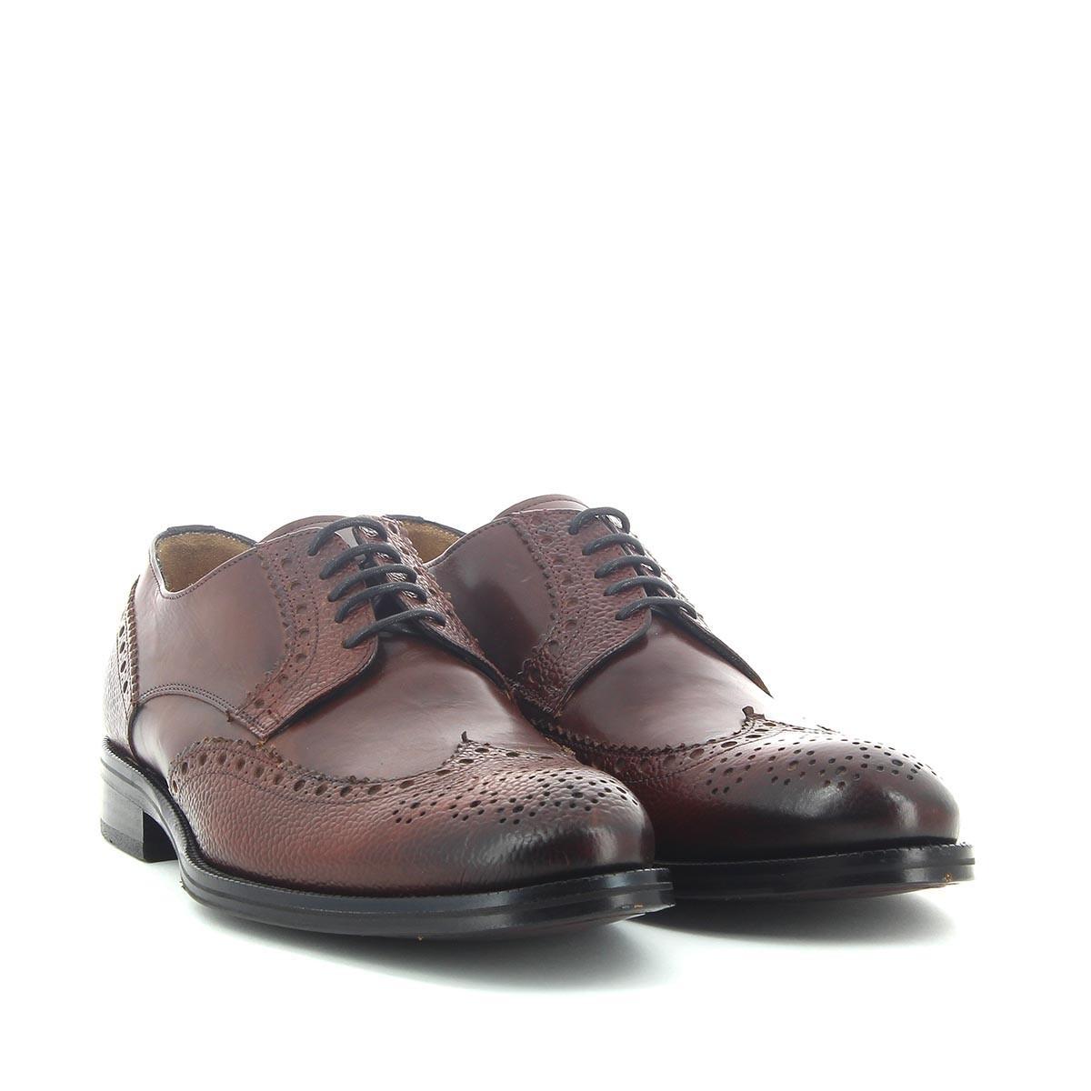 Men's Brown Shoe Perks