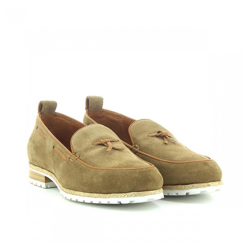 Sapato Loafer Homem em...